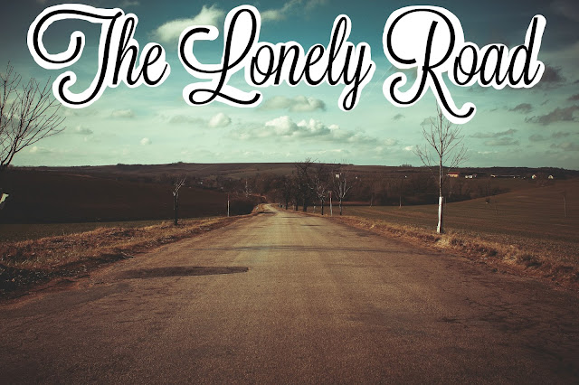 The Lonely Road - Just Add Ginger blog