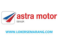 Lowongan Kerja Dealer Motor Honda Semarang di Astra Motor Siliwangi