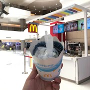 Terbaru Sea Salt McFlurry daripada McDonald's Malaysia Kini Dijual Dan Boleh Mula Dibeli di semua Restoran McD Malaysia! | Meksah.com |