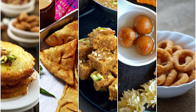 9 Delicious Dishes to Delight Diwali and How to Celebrate This Festival?