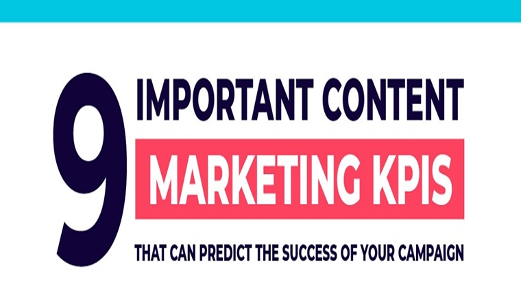 9 Important Content Marketing KPIs That Can Predict the Success of Your Campaign (Updated April 2020) #infographic