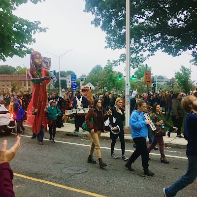 Pronk - Honk Fest in Providence Parade