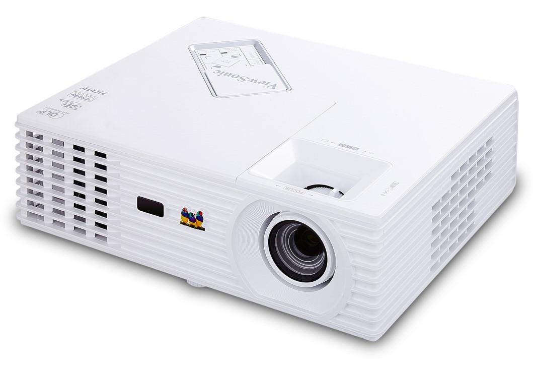 ViewSonic PJD7822HDL HD