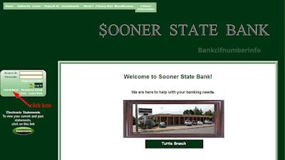 Steps to register for online banking