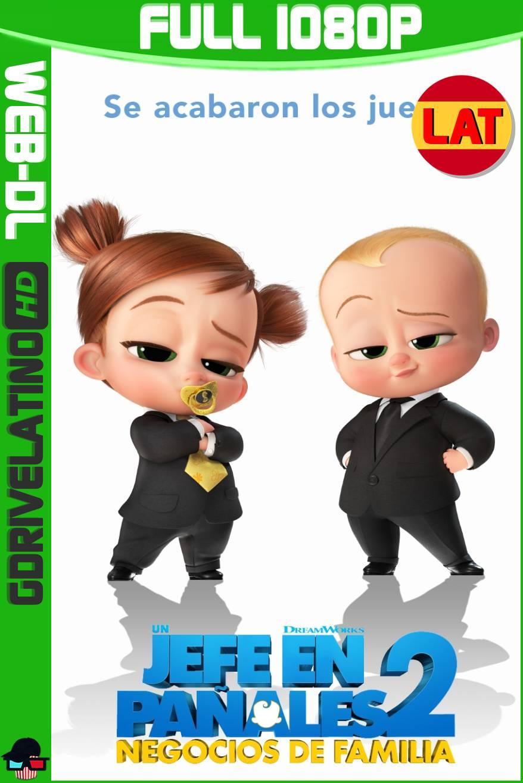 Un Jefe en Pañales 2: Negocios de Familia (2021) WEB-DL 1080p Latino-Ingles MKV