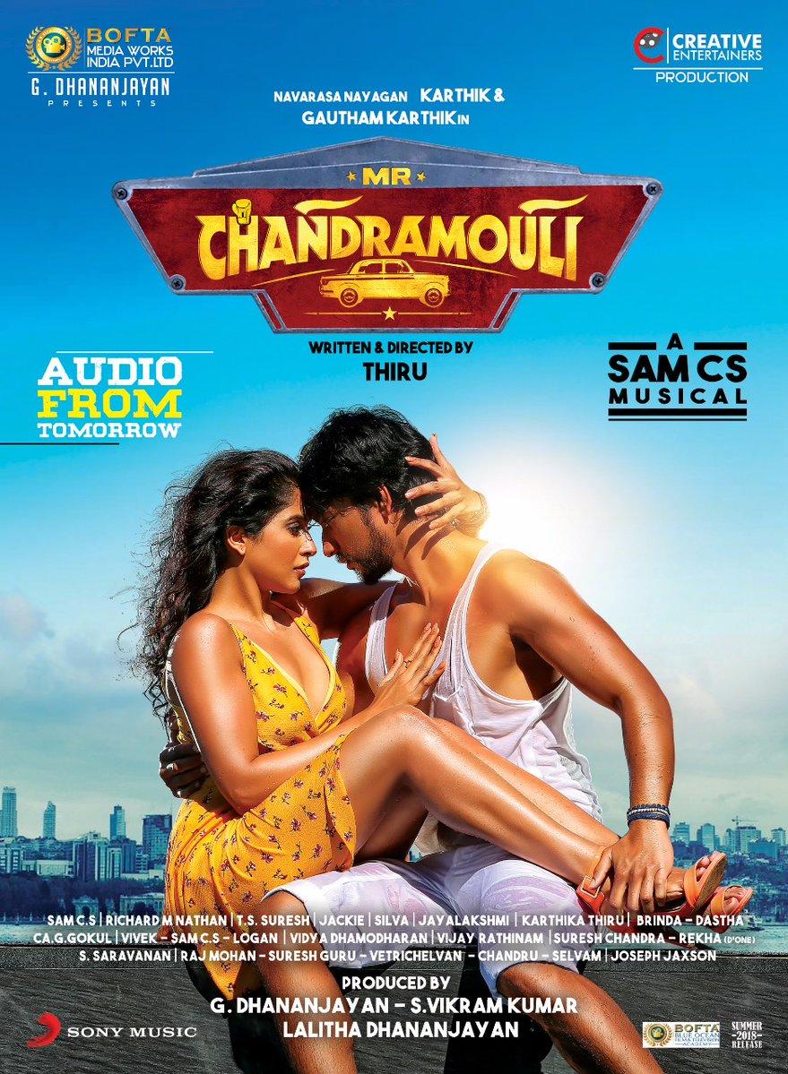 Super Star Karthik (Mr. Chandramouli) 2020 Hindi Dubbed 720p HDRip 1GB Free Download