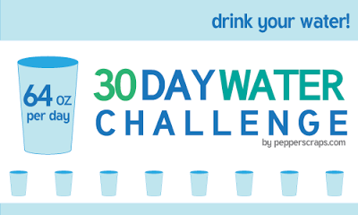 BCG: Thirty Day Water Challenge Part 2