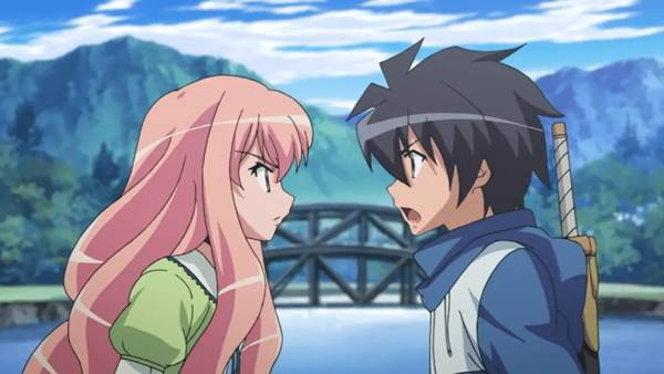 daftar anime romance tsundere terbaik