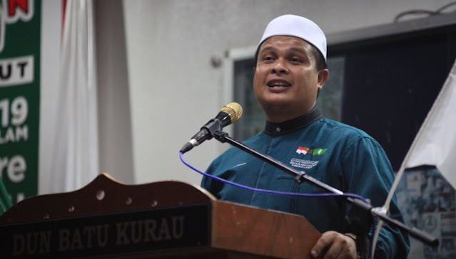 Exco Perak Mohd Akmal Kamaruddin