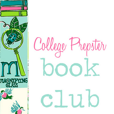 College Prepster Book Club Carly the Prepster