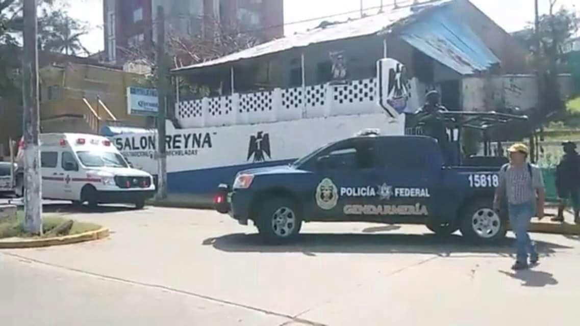TRAS EJECUTAR A  2 MUJERES EN  COATZACOALCOS DEJAN NARCOMANTA