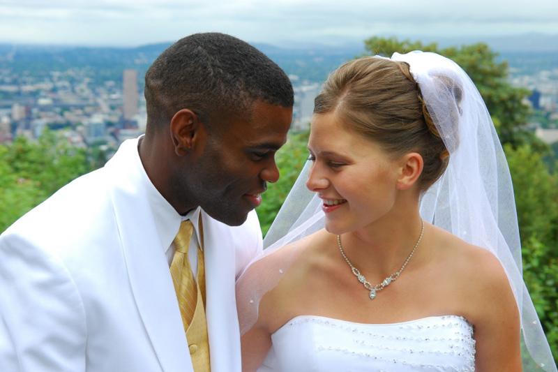 Matrimonios mixtos.