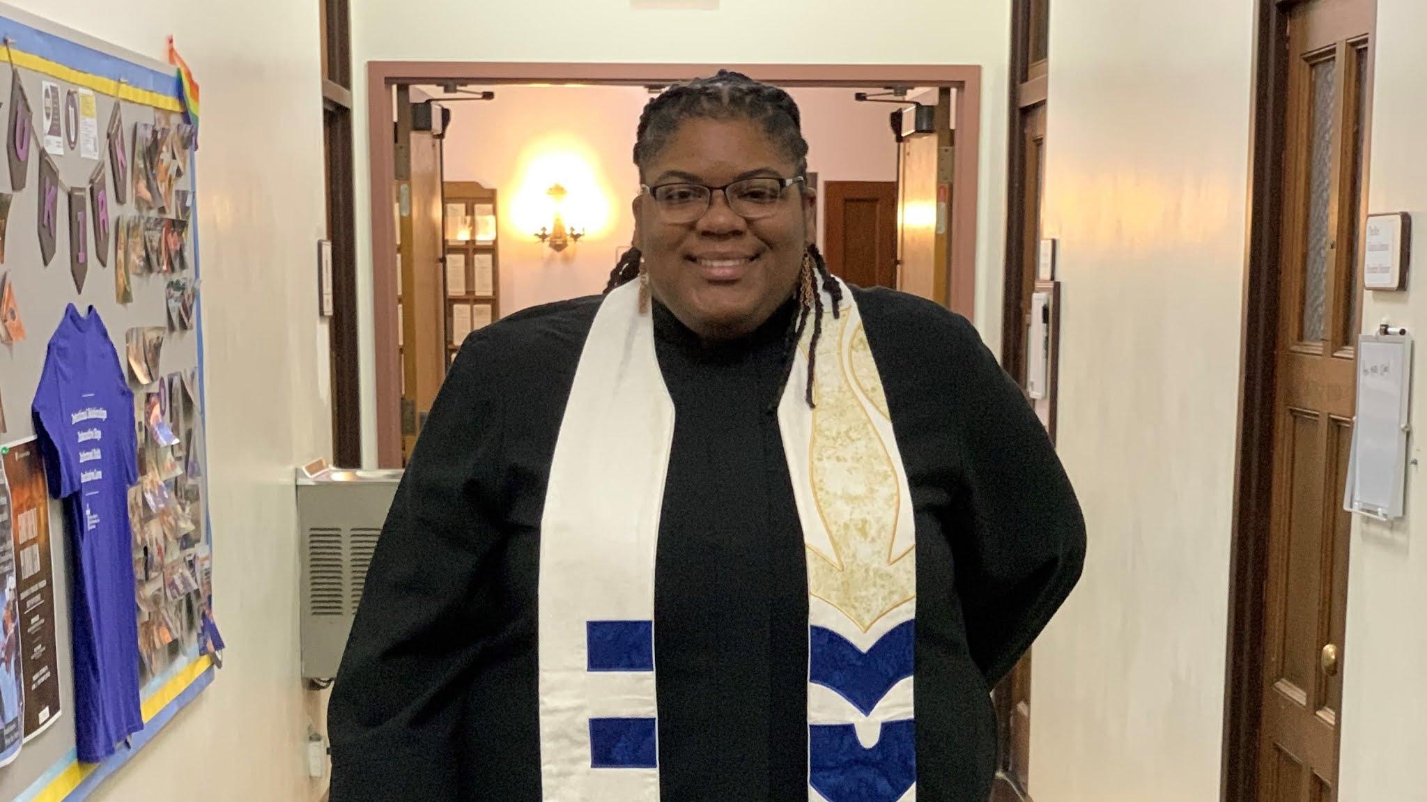 Rev. Khayla Johnson