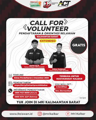 Menjadi Relawan, Apa saja manfaatnya