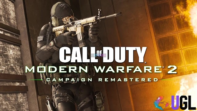 Call Of Duty: Modern Warfare 2 Campaign Remastered Free Download