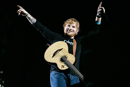 RS Charts: Ed Sheeran Unseats Drake Atop Artists 500