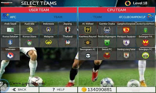 FTS Mod PES 2017 Gold Edition Apk + Data