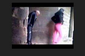 بالفيديوو في تو نس شوووف وين وصلنا .. تمزييق ملااابس بنية و اغتتصااابها في وضح نهار