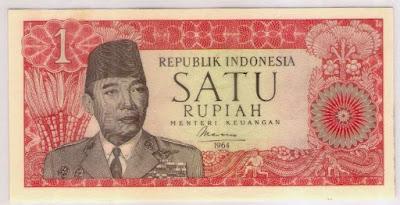 Uang Kuno Jaman Bung Karno