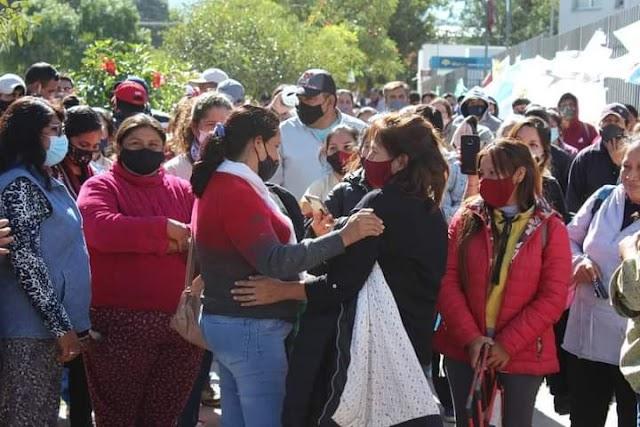 Absolvieron a Lucía Ruíz y a los otros detenidos por lo que pedían una pena de siete años de prisión