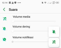 cara mematikan suara kamera di wa atau whatsapp android