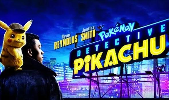 Top Action Movies of 2019-Pokémon Detective Pikachu