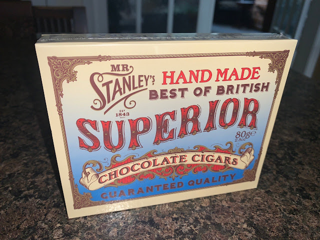 Mr Stanley's Superior Chocolate Cigars