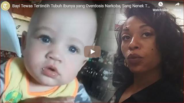 Bayi Tewas Akibat Tertindih Saat Oleh Ibu Yang Overdosis Karena Mengkonsumsi Narkoba