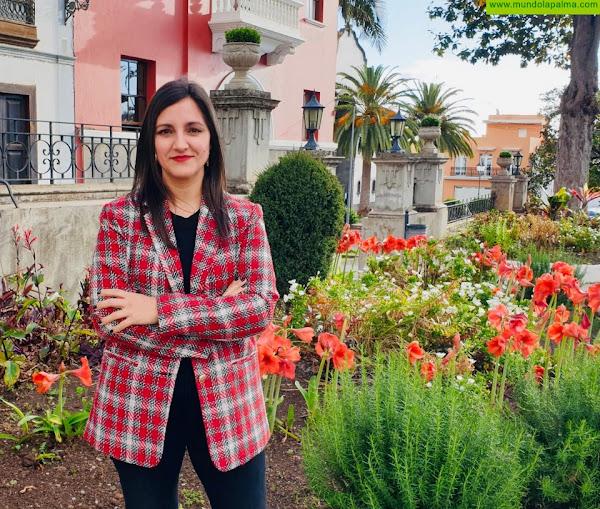 Fania Medina, nueva secretaria general del Comité Local del PSOE en San Andrés y Sauces