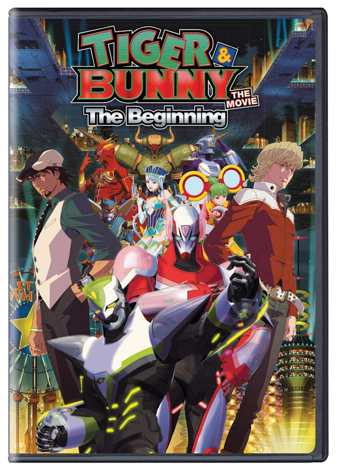 Tiger & Bunny: The Beginning BD [MOVIE]