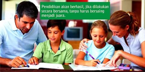 Perlunya Sinergisitas dalam Pendidikan Anak