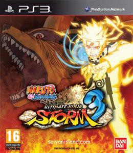 Naruto Shippuden Ultimate Ninja Storm 3 PS3 Torrent