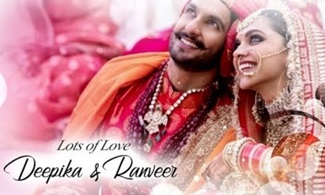 Deepika and Ranveer Wedding Pictures | Lots of Love