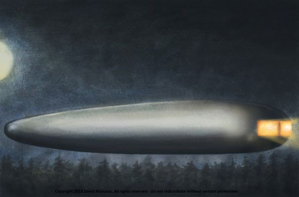 School Bus UFO