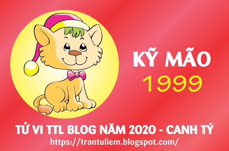 TỬ VI TUỔI Kỷ MÃO 1999 NĂM 2020