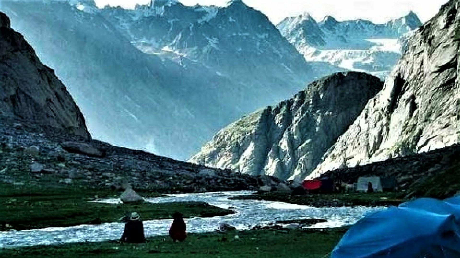 Hampta Pass trip