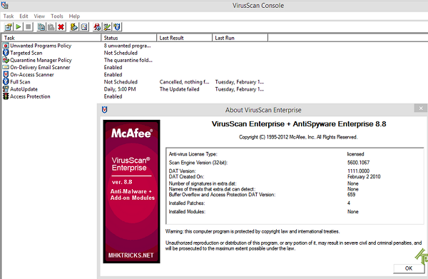 Mcafee Antivirus Free Download Full Version 2015 - vuelloadd