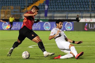 ملخص اهداف مباراة بيراميدز وسيراميكا كليوباترا (2-4) الدوري المصري