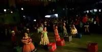 Apresentações de quadrilhas juninas marcam início de recesso das Escolas em Baraúna