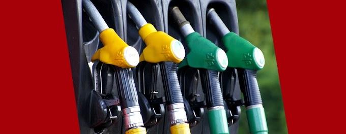 Precios de la mayoría de los combustibles suben a partir de mañana