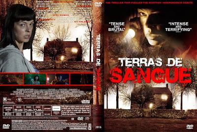 Filme Terras de Sangue (White Settlers) DVD Capa