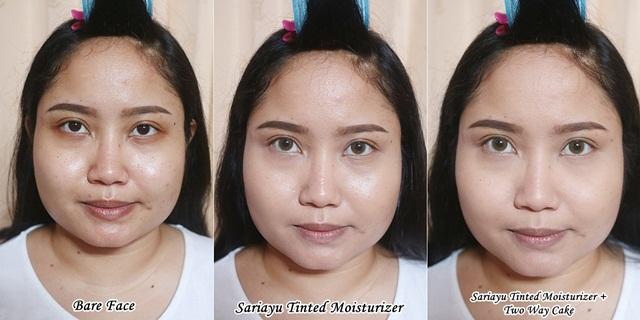 Penggunaan Base Make Up Sariayu