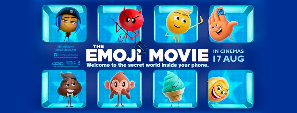 OUTPOST: The Emoji Movie: Thinking of a Career as an Emoji