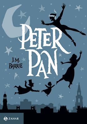Peter Pan, de James Barrie: leitura para pais e filhos - Editora Zahar