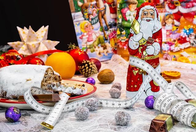 addobbi natalizi da mangiare