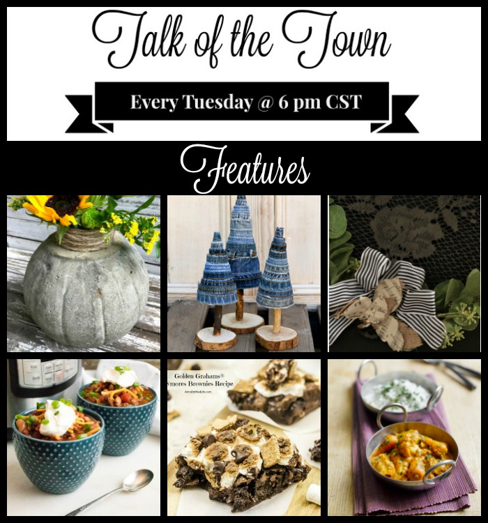 Talk Of The Town Party 147 Features