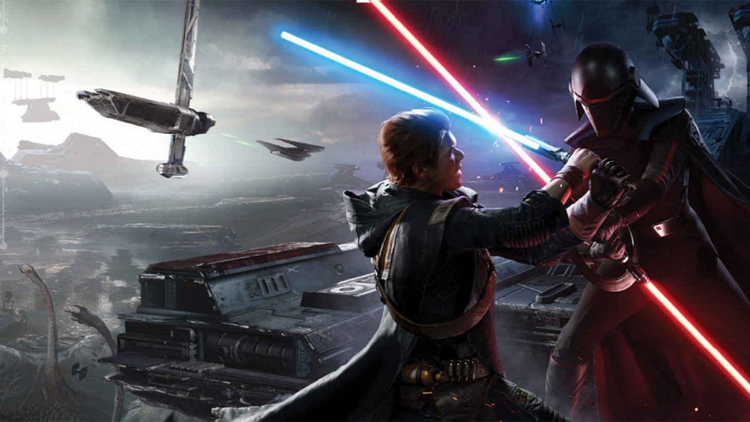 Prévia: Star Wars Jedi: Fallen Order (Multi) promete ser a força ...