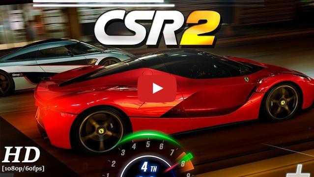 CSR Racing 2 apk hack