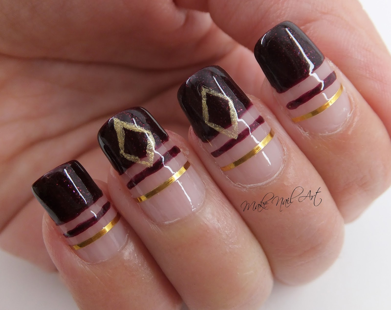 Make Nail Art: October 2017