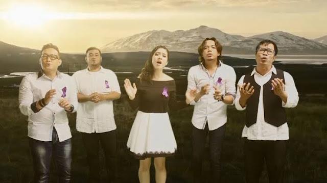 Temon feat Adjie, Felicya, Mike, Ruri, Zian - Cord Gitar Jangan Menangis